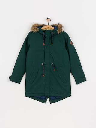 Burton Saxton Parka Jacket Wmn (ponderosa pine)