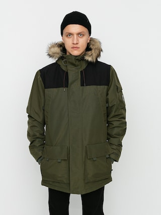 Quiksilver Ferris Jacket (forest night)