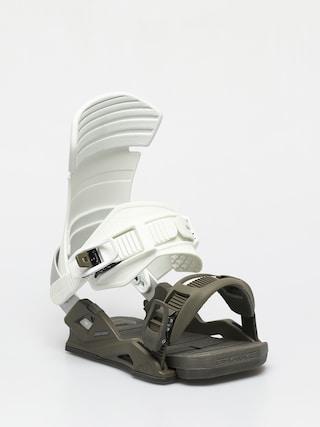 Drake Reload Snowboard bindings (grey/green)
