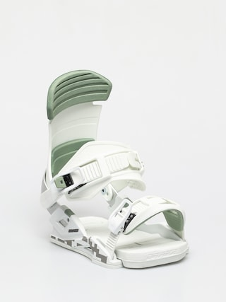 Drake Reload Snowboard bindings (light grey/green)