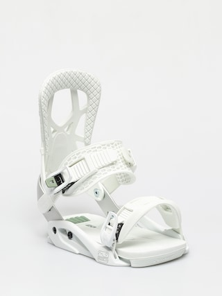 Drake Fifty Snowboard bindings (light grey)