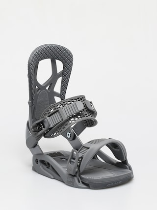 Drake Fifty Snowboard bindings (steel grey)
