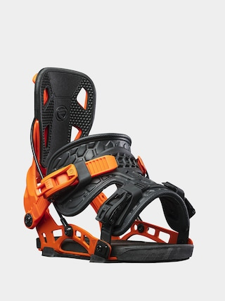 Flow Nx2 Snowboard bindings (orange)