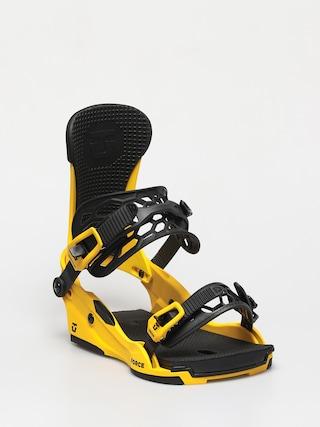 Union Force 5 Packs Snowboard bindings (yellow)