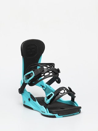 Union Force 5 Packs Snowboard bindings (blue)
