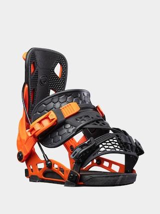 Flow Nx2 Snowboard bindings (hybrid orange)