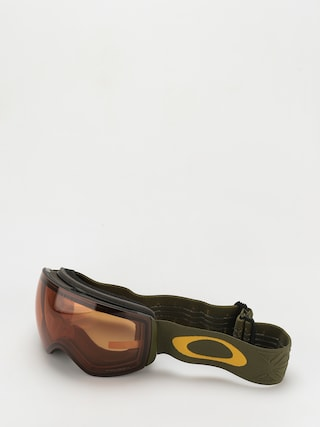 Oakley Flight Deck XL Goggles (prizm icon dark brush mustar/prizm snow persimmon)