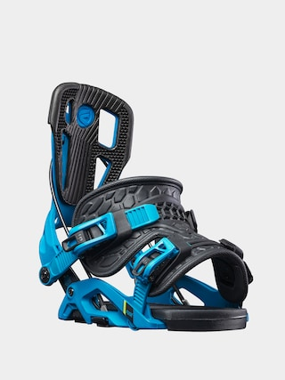 Flow Fuse Snowboard bindings (blue/black)