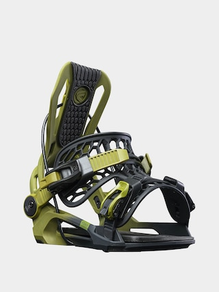 Flow Fenix Snowboard bindings (green)