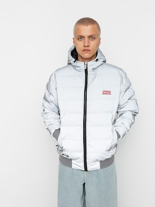 MassDnm Mini Box Jacket (silver reflective)