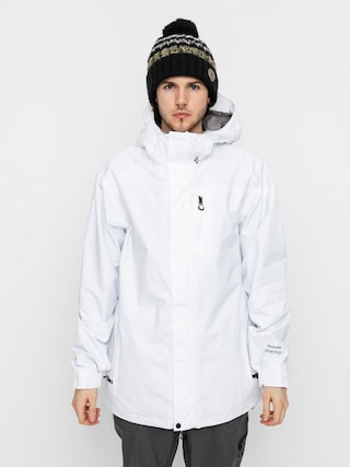 Volcom L Gore Tex Snowboard jacket (white)