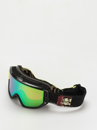 Anon Relapse Mfi Goggles (crazy eyes green/perceive variable green)