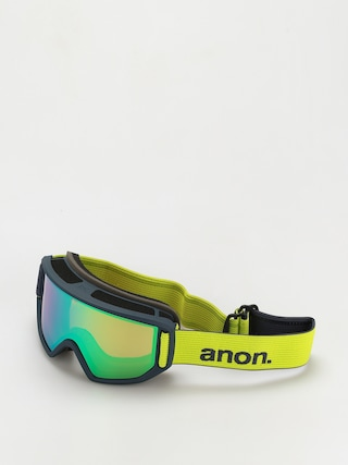 Anon Relapse Mfi Goggles (blue split/perceive variable green)