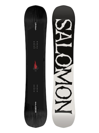 Salomon Craft Snowboard (black/white)