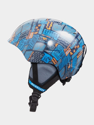 Quiksilver Slush Helmet (navy jamo)