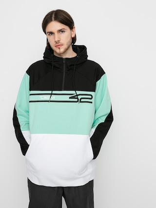 ThirtyTwo Signature Tech HD Hoodie (white/mint)