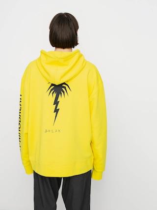 ThirtyTwo Spring Break Repel HD Hoodie (light yellow)
