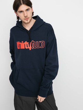 ThirtyTwo Double Basic HD Hoodie (navy)