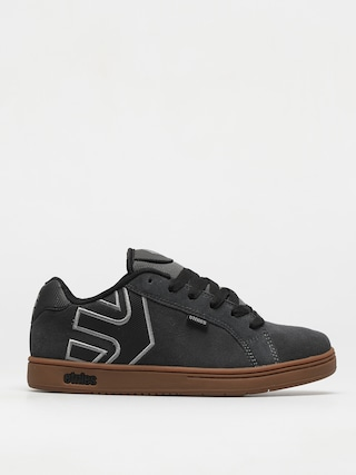 Etnies Fader Shoes (grey/gum)