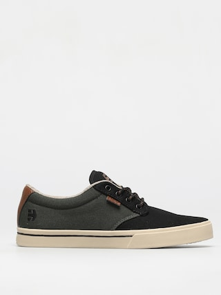 Etnies Jameson 2 Eco Shoes (black/green/black)
