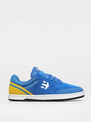 Etnies Marana Shoes (blue/yellow)