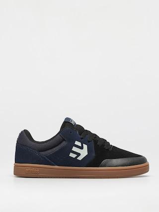 Etnies Kids Marana JR Shoes (black/blue)
