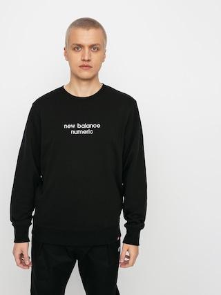 New Balance Numeric Boutique Crew Sweatshirt (black)