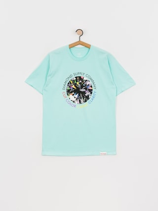 Diamond Supply Co. Clarity T-shirt (diamond blue)