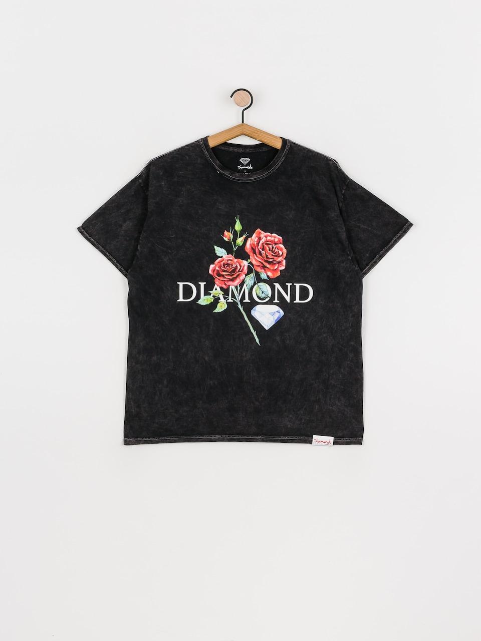 Men/'s Black Block Roses Tank Top T Shirt RDAM-268 New Diamond Supply Co