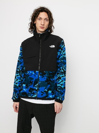 The North Face Denali 2 Fleece  (clear lake blue digi top flc2 print)