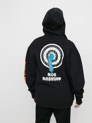 ThirtyTwo Santa Cruz Repel HD Hoodie (black)