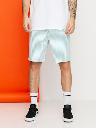Diamond Supply Co. Crosby Twill Shorts (white/diamond blue)