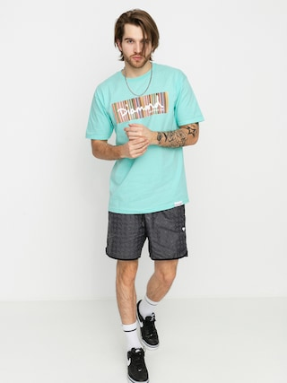 Diamond Supply Co. Color Ply Box Logo T-shirt (diamond blue)