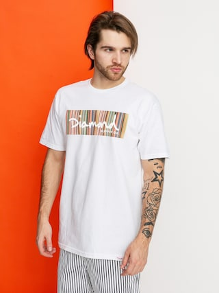 Diamond Supply Co. Color Ply Box Logo T-shirt (white)