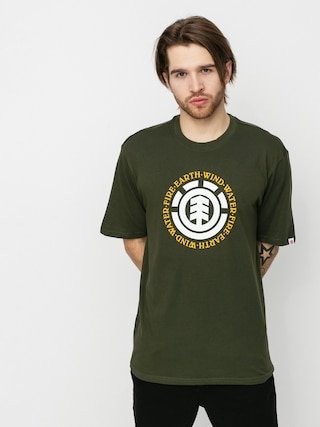 Element Seal T-shirt (forest night)