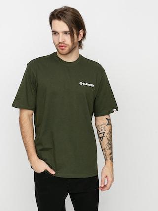 Element Blazin Chest T-shirt (forest night)