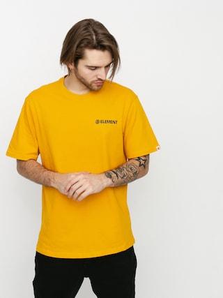Element Blazin Chest T-shirt (old gold)