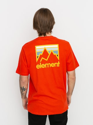 Element Joint T-shirt (red clay)