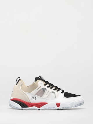 eS Silo Shoes (white/black/red)
