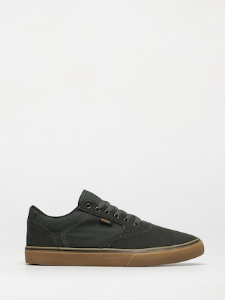 Etnies Blitz Shoes (green/gum)