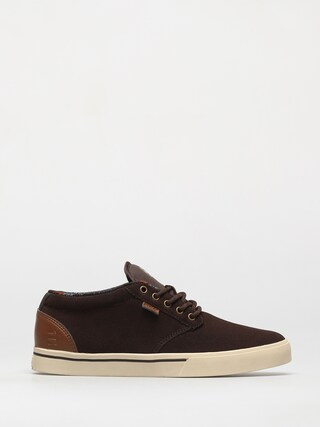 Etnies Jameson Mid Shoes (brown/tan)