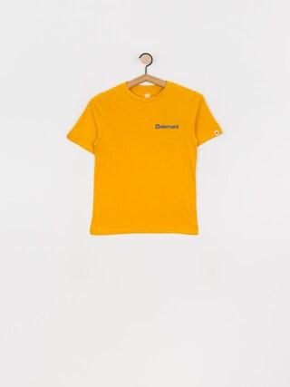 Element Joint Boy JR T-shirt (old gold)