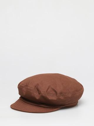Brixton Fiddler Un ZD Flat cap (chestnut)