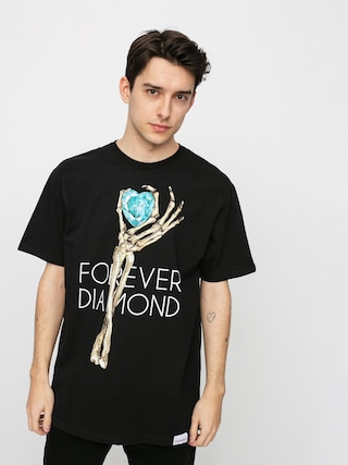 Diamond Supply Co. Heart Of Tee T-shirt (black)