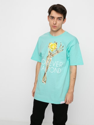 Diamond Supply Co. Heart Of Tee T-shirt (diamond blue)