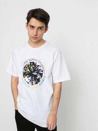 Diamond Supply Co. Clarity T-shirt (white)