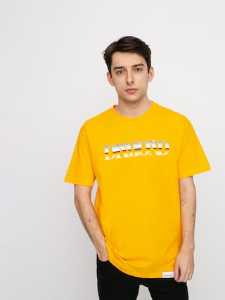 Diamond Supply Co. Passage T-shirt (gold)