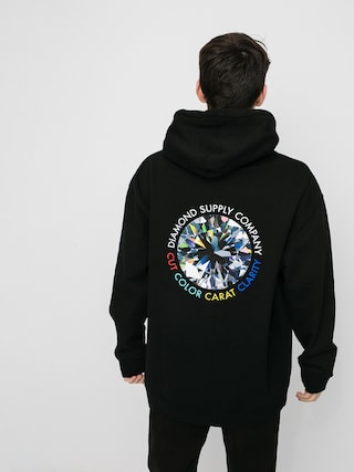 Diamond Supply Co. Clarity HD Hoodie (black)