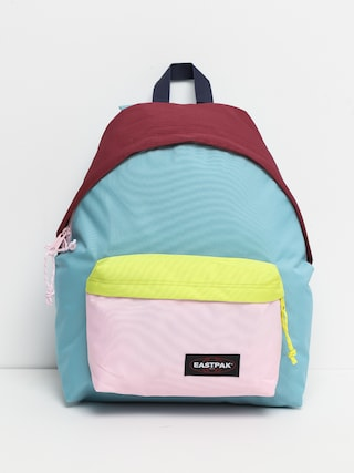Eastpak Padded Pak R Backpack (color blocked water)