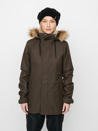 Volcom Fawn Ins Snowboard jacket Wmn (black military)